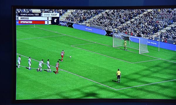 Οι κορυφαίες ομάδες παίζουν μπάλα στο ΠΑΜΕ ΣΤΟΙΧΗΜΑ Virtual Sports