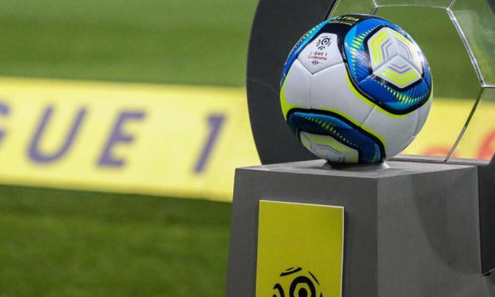 Το μυθικό πρωτοσέλιδο της «L' Equipe» για το «λουκέτο» στην Ligue 1 (photos)
