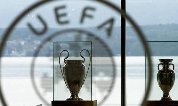UEFA: Το νέο πλάνο για Champions League και Europa League