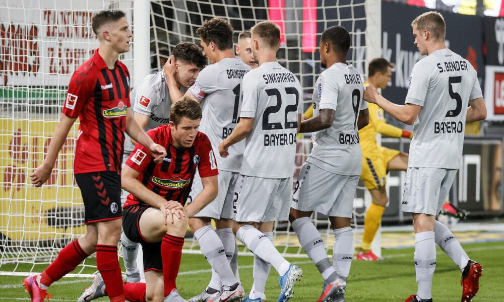 Bundesliga: «Καθάρισε» ο Χάβερτζ για τη Λεβερκούζεν (videos)