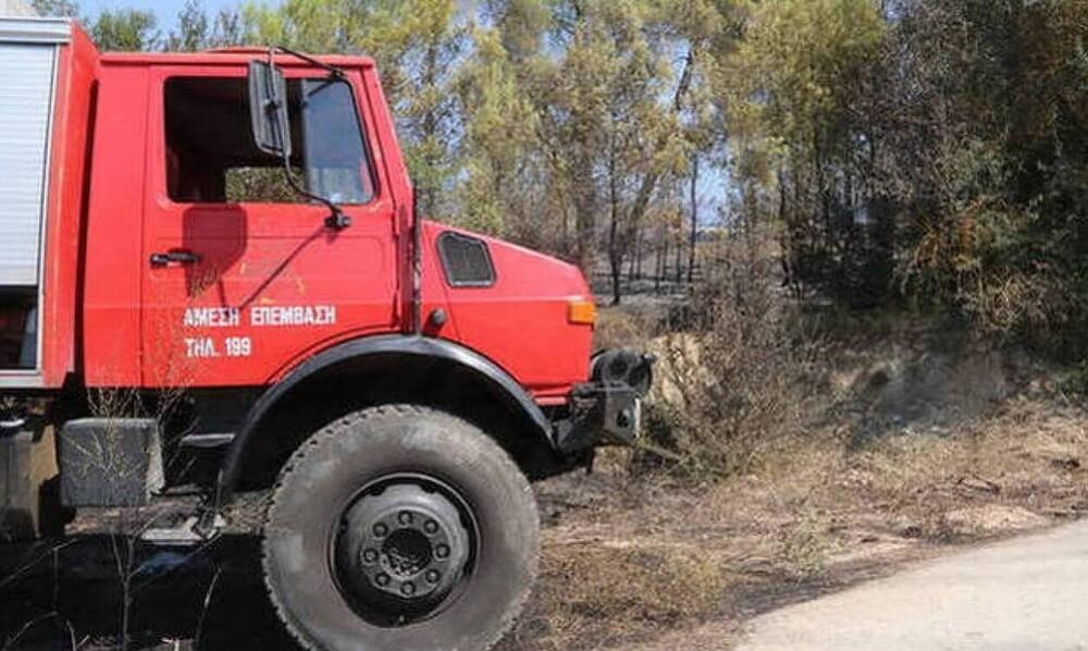 Έκδοση ημερήσιου χάρτη πρόβλεψης κινδύνου πυρκαγιάς για την αντιπυρική περίοδο 2020