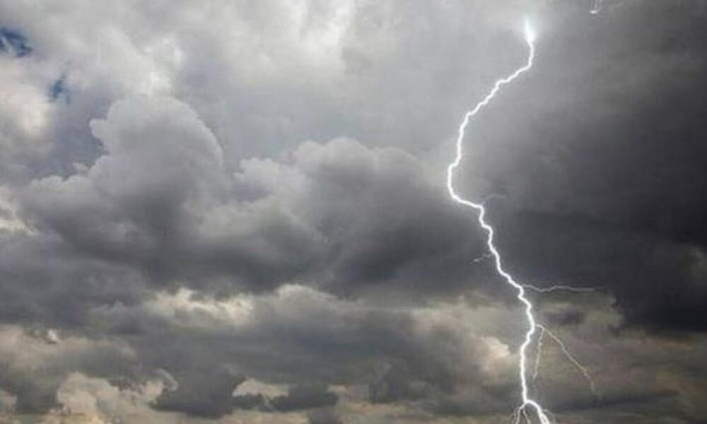 Καιρός: Εκτακτο δελτίο επιδείνωσης από την ΕΜΥ - Ερχονται καταιγίδες και χαλαζοπτώσεις...
