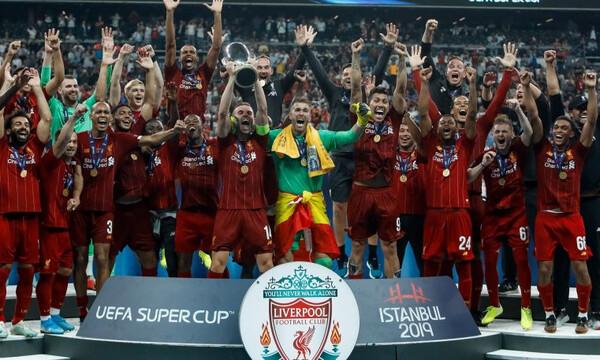 Υποψήφια η Αθήνα για το UEFA Super Cup