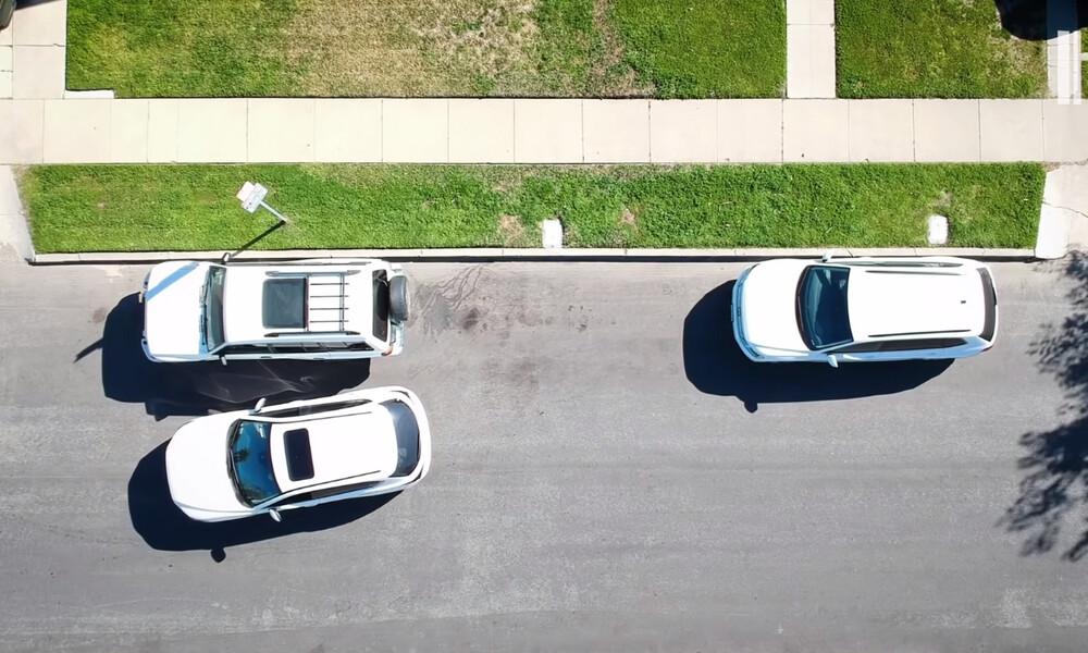 Αυτό είναι το κόλπο για να παρκάρεις πανεύκολα! (video)