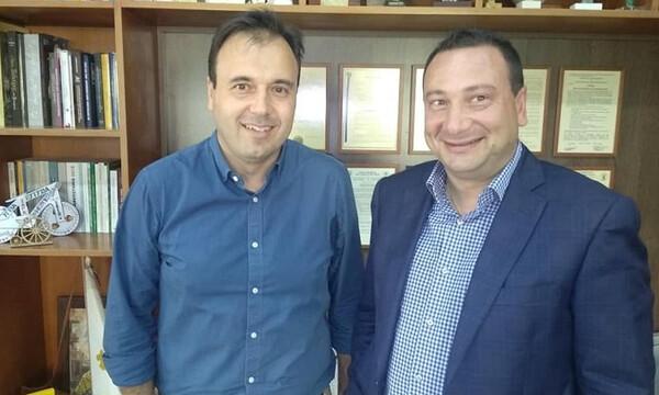 Ο δήμαρχος Τρικκαίων συγχαίρει τον ΑΟΤ για την άνοδο