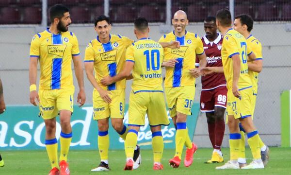 ΑΕΛ-Αστέρας Τρίπολης 1-2: Αστεράτη ανατροπή στον κάμπο (photos)