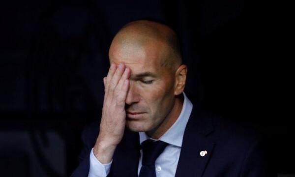 Ρεάλ Μαδρίτης: Μεγάλα ζόρια για Ζιντάν