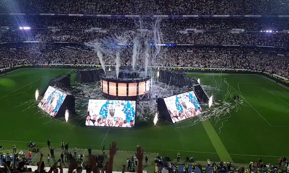 Θέλει τον τελικό του Champions League η Μαδρίτη