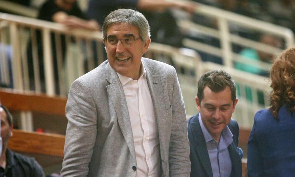 Μπερτομέου: «Είμαστε διατεθειμένοι να δουλέψουμε με τη FIBA»
