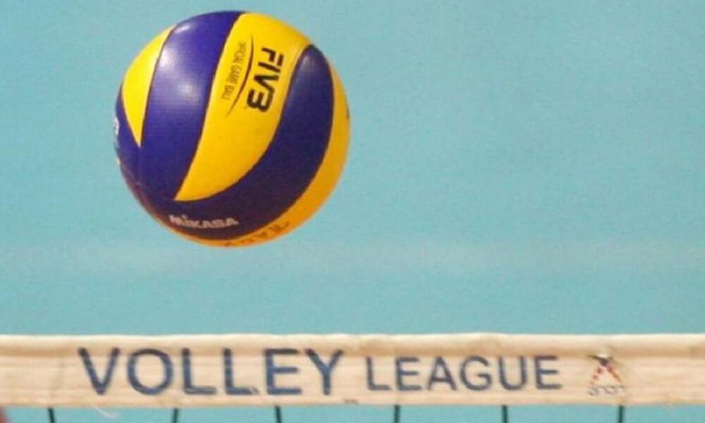 Volley League: Βγαίνει το πρόγραμμα του Final-4