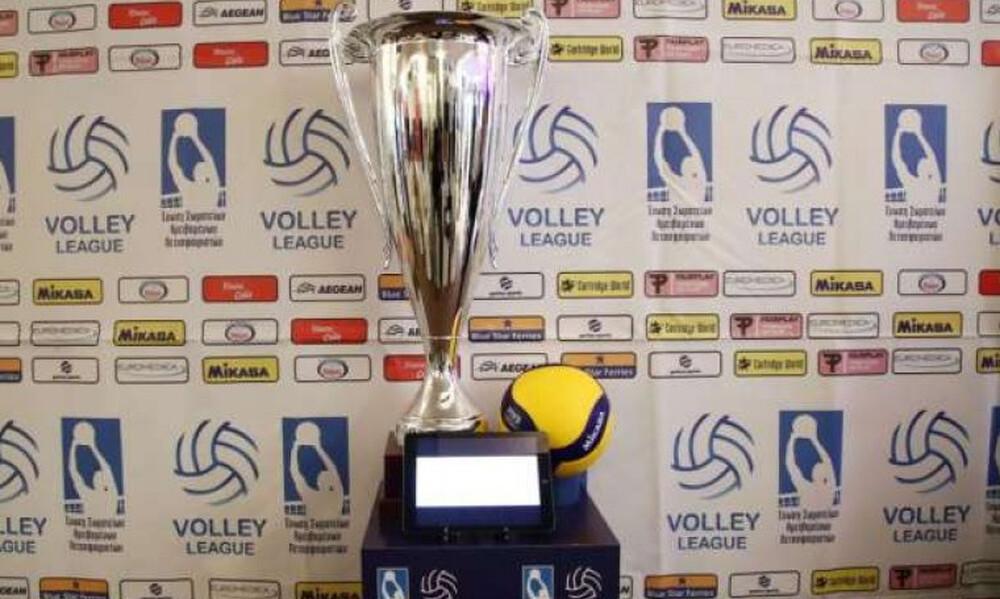 Volley League ανδρών: Στις 30 Ιουνίου αρχίζει και πάλι η δράση