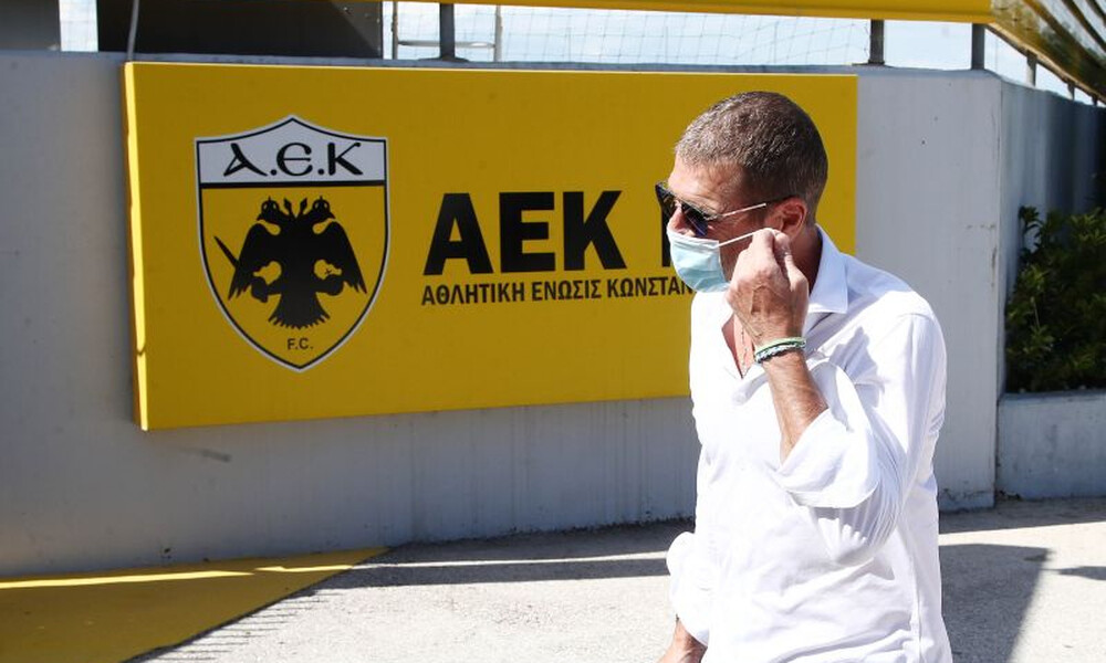 ΑΕΚ: Νέος κύκλος τεστ για τον κορονοϊό (photos)