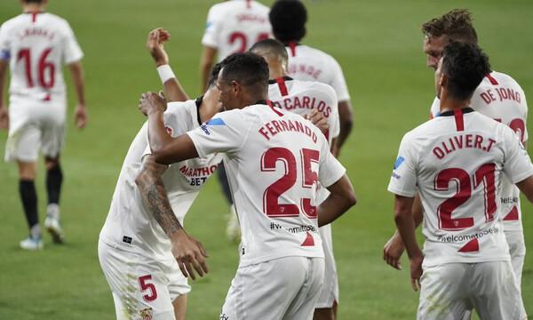 Σεβίλλη-Μπέτις 2-0: Σαν να μην πέρασε μια μέρα (videos+photos)