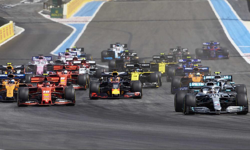 Ακυρώθηκαν τρία Grand Prix λόγω πανδημίας