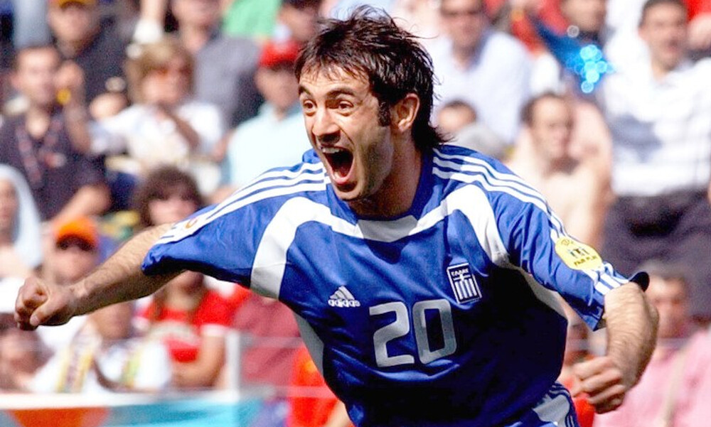Την πρεμιέρα του Euro 2004 θυμήθηκε με… Onsports ο Καραγκούνης (photos)
