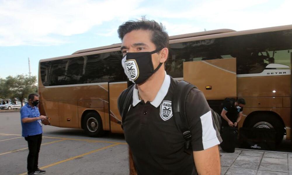 Παναθηναϊκός – ΠΑΟΚ: Η… αλλαγή που ζήτησε από τον Φερέιρα ο διαιτητής (photos)