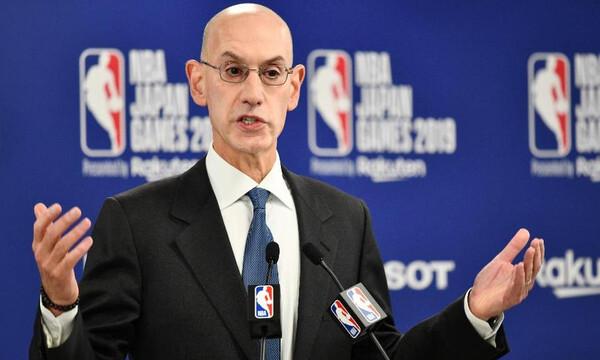 NBA: Ξεκινούν τα τεστ και για τους ασυμπτωματικούς