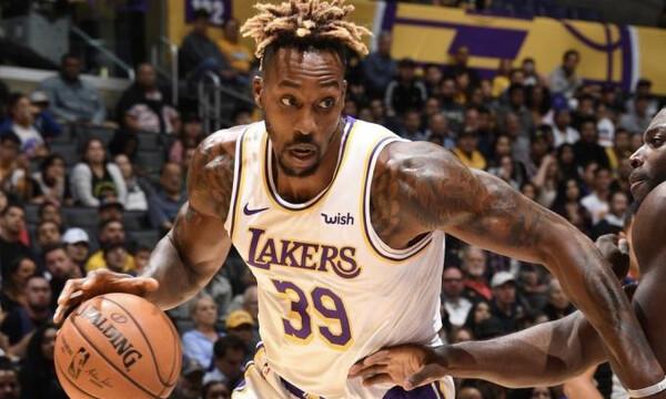 NBA: Κατά της επανέναρξης ο Χάουαρντ