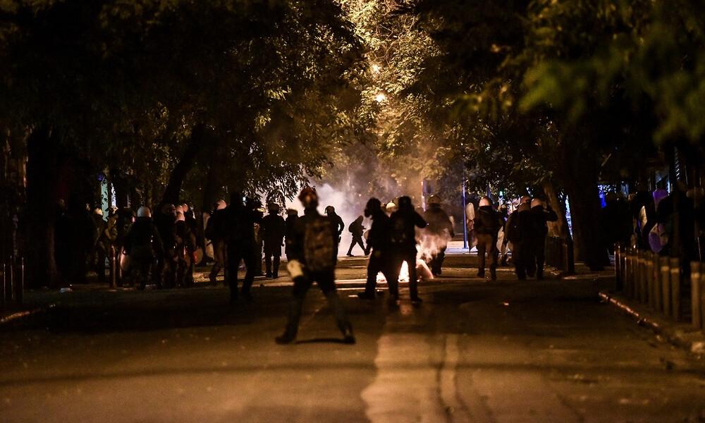 Επεισόδια οπαδών στη Χαλκίδα (video)
