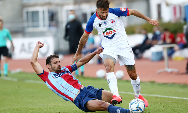 Super League 1: Κρίνεται η παραμονή σε Αγρίνιο και Τρίπολη