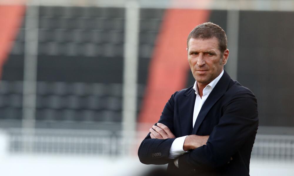 Μάσιμο Κάρερα: «Στόχοι το Κύπελλο και η 2η θέση»