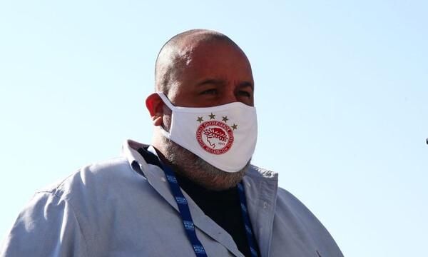 Ορίστηκαν οι εφέσεις Καραπαπά, ΠΑΟΚ και Ολυμπιακού