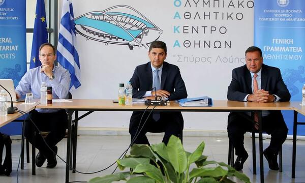 Αυγενάκης: «Εντολή πρωθυπουργού η διαφάνεια και νοικοκυροσύνη»