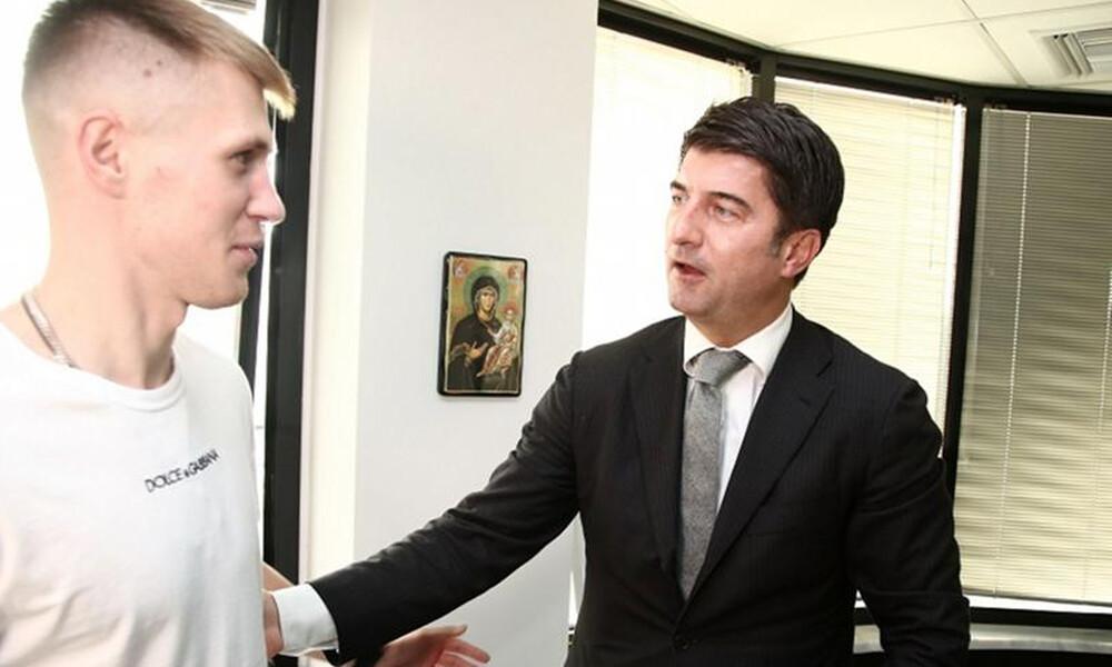 ΑΕΚ: Δεν ανησυχεί για Σιμάνσκι, «τρέχει» το θέμα ο Ίβιτς