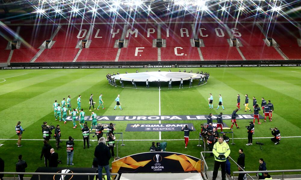 Προς Αγγλία τελικά το Γουλβς-Ολυμπιακός - Το πλάνο για το Champions League (photos)
