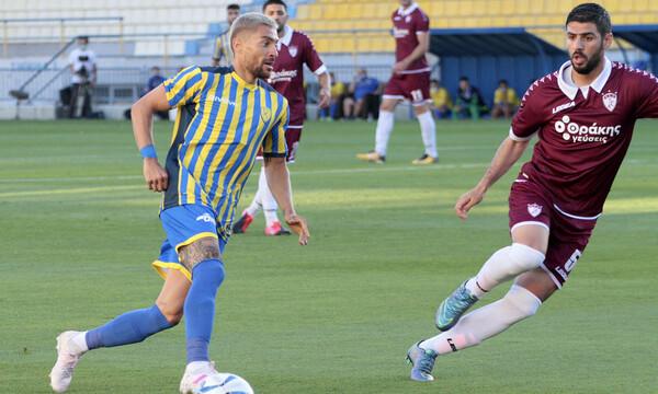 Παναιτωλικός-Λάρισα 3-0: «Ανάσα» με show Μουνιέ (videos+photos)