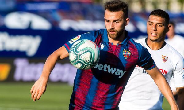 La Liga: Δεν τα παρατά με τίποτα η Λεβάντε (video)