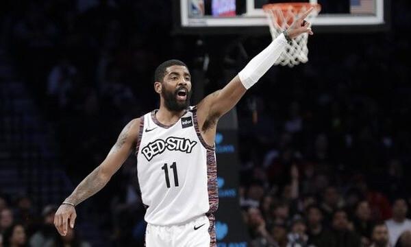 NBA: Στο πλευρό του Ίρβινγκ οι παίκτες - Ζητούν να μην αρχίσουν οι αγώνες