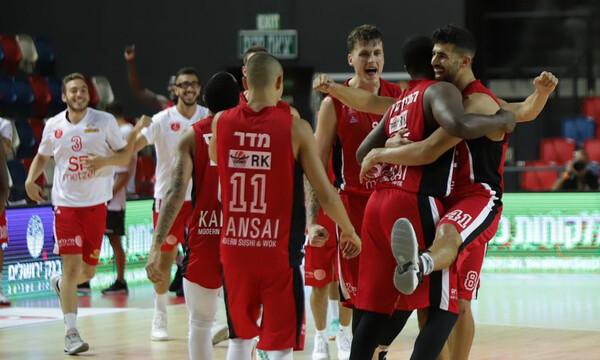 Basketball Champions League: Αίτημα συμμετοχής από δύο ομάδες του Ισραήλ