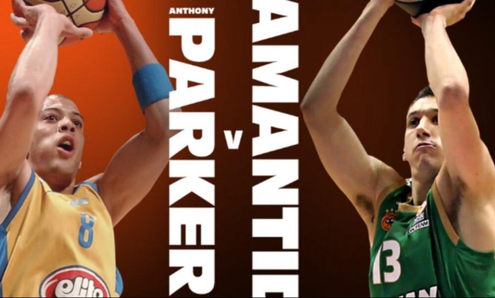 Euroleague: Το head to head του Διαμαντίδη με τον Πάρκερ (video)