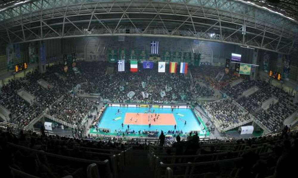Volley League: Το πρόγραμμα του Final-4 στο ΟΑΚΑ
