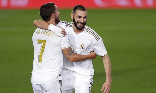 Ρεάλ Μαδρίτης-Βαλένθια 3-0: Με «σπασμένα» τα «φρένα» (videos)