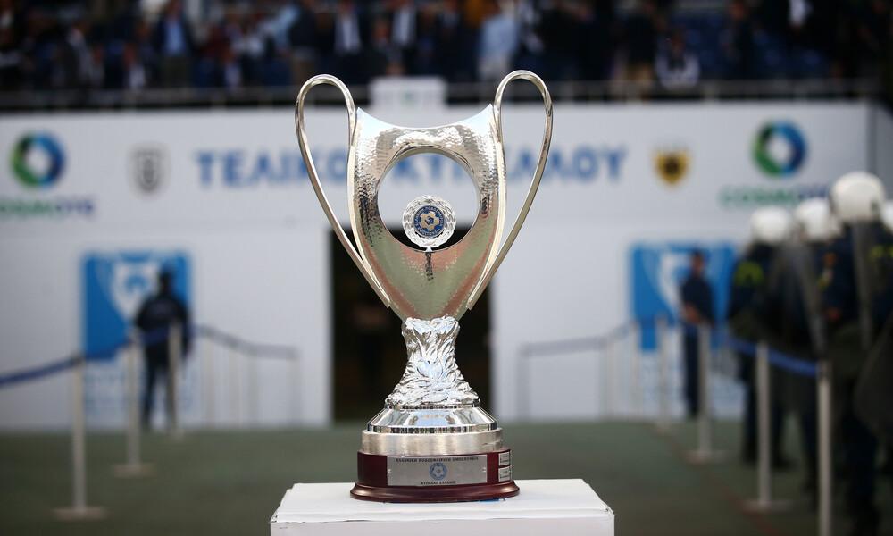 Κύπελλο: Ημιτελικοί χωρίς κόσμο, τελικός με θεατές - Ξένοι διαιτητές στα παιχνίδια