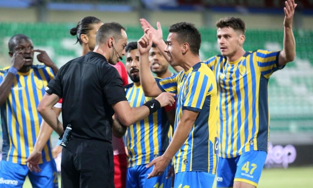 Ξάνθη-Παναιτωλικός 1-1: Την «καταδίκασε» ο Μπαΐροβιτς στο τέλος (photos&videos)