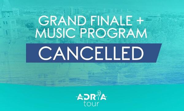 Ακυρώθηκε ο τελικός του Adria Tour ελέω… κορονοϊού!