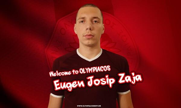 Στον Ολυμπιακό ο Κροάτης ίντερ, Γιόσιπ Ζάγια