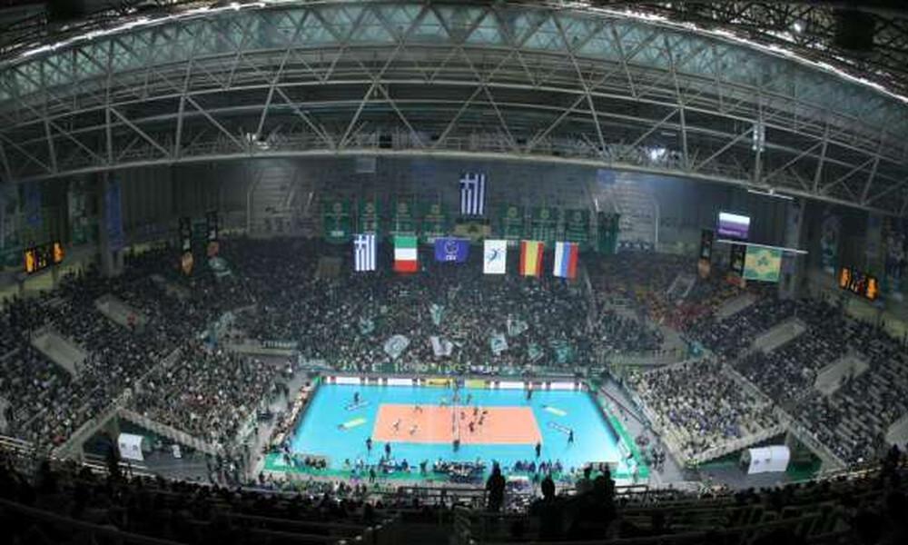 Αυτοί «σφυρίζουν» στους πρώτους ημιτελικούς των play off της Volley League