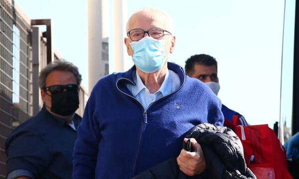 Θεοδωρίδης: «Εγώ θα σώσω το ελληνικό ποδόσφαιρο»