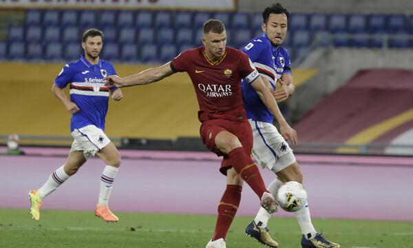 Serie A: Ανατροπή και νίκη για την Ρόμα (video)