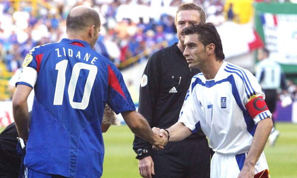 Euro 2004: Κι ο Λιζαραζού, ακόμα… ψάχνει τον Ζαγοράκη! (videos+photos)