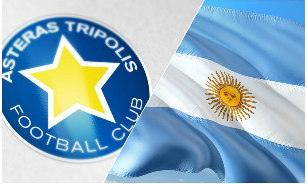 Αστέρας Τρίπολης: Επιμένει… Αργεντίνικα για την ενίσχυσή του (photos+videos)