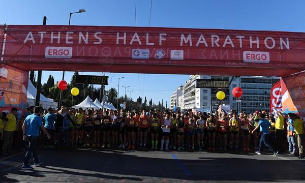 Μόνο ο Ημιμαραθώνιος της Αθήνας και τα 5χλμ στις 20 Σεπτεμβρίου