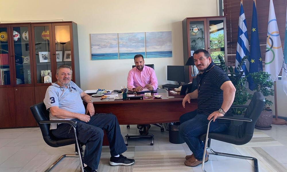 Νέα συνεργασία με το ΟΑΚΑ για τις Προεθνικές ομάδες της άρσης βαρών