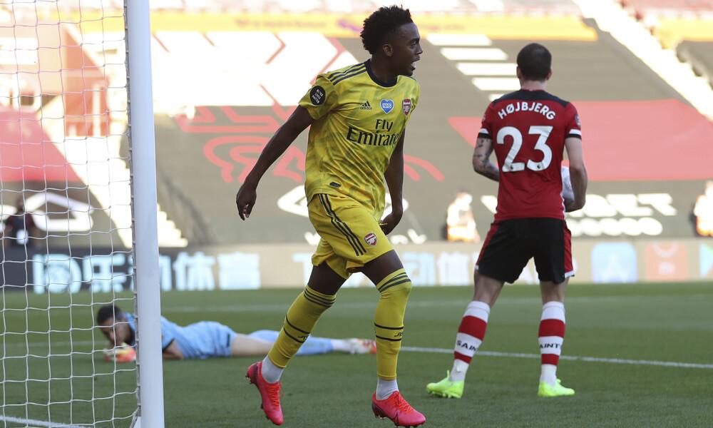 Premier League: Πρώτη νίκη μετά το restart για την Άρσεναλ (videos)