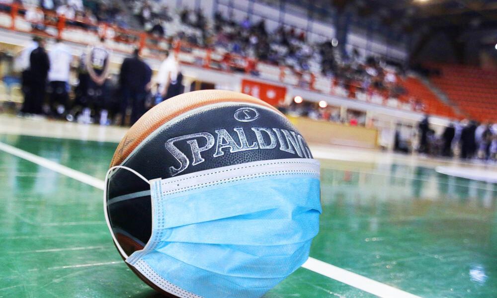 ΑΠΟΚΑΛΥΨΗ: COVID-19 vs Basket League