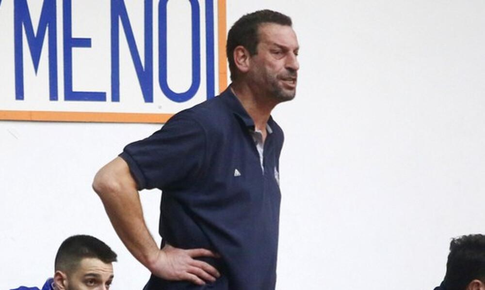 Χαρίλαος Τρικούπης: Με Καλαμπάκο στην Basket League